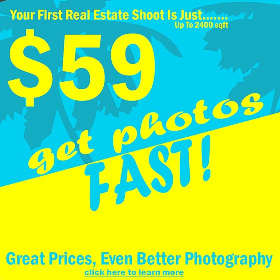 Real Estate Photography Services & Pricing For Spring, TX | $59 First Shoot